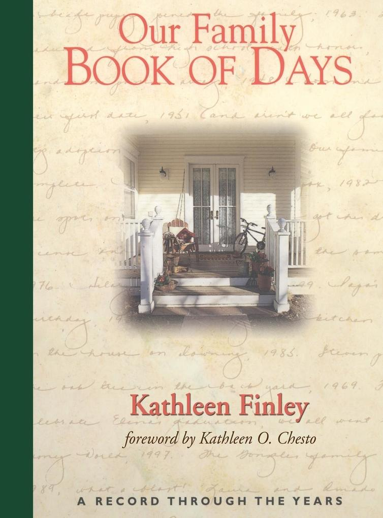 Our Family Book of Days als Buch von Kathleen F...