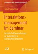 Interaktionsmanagement im Seminar