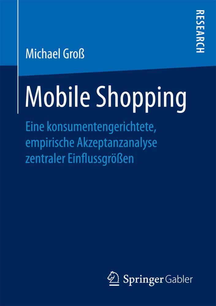 Mobile Shopping als Buch von Michael Groß