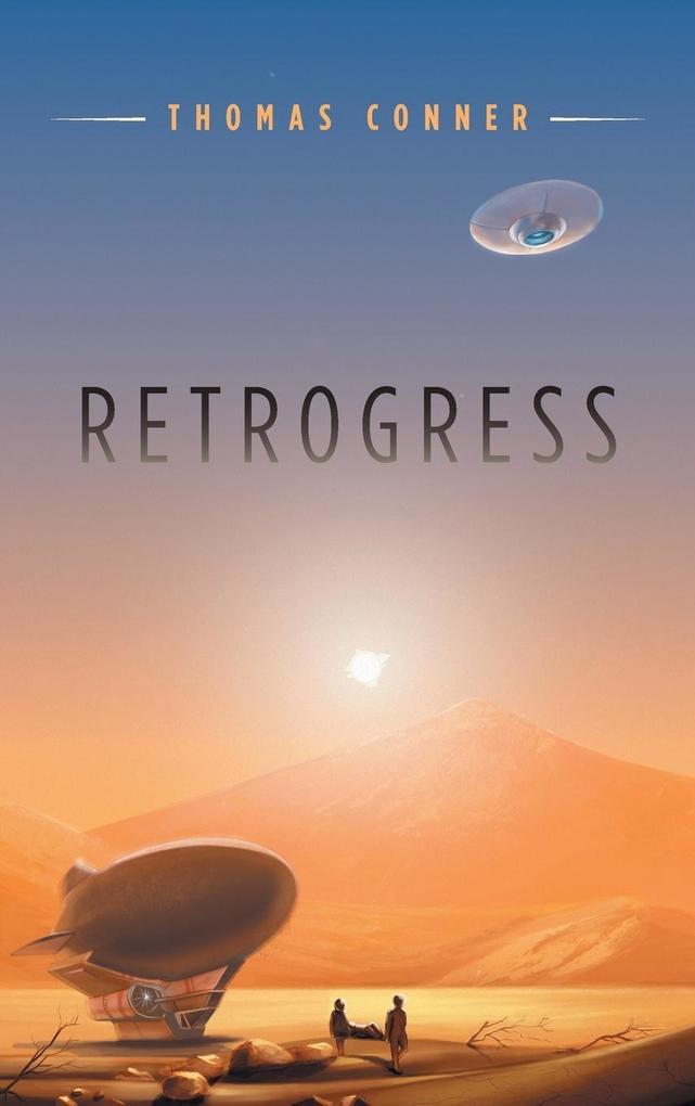 Retrogress als Buch von Thomas Conner