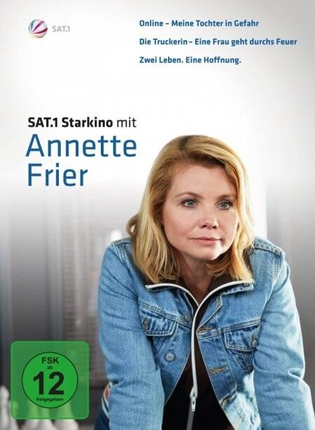 SAT.1 Starkino - Annette Frier Box, 3 DVDs als DVD
