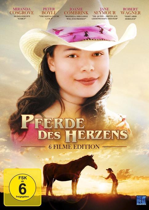 Pferde des Herzens - 6 Filme Edition
