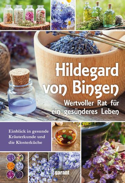 Hildegard von Bingen als Buch