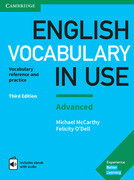 English Vocabulary in Use. Advanced. 3rd Edition. Book with answers and Enhanced ebook