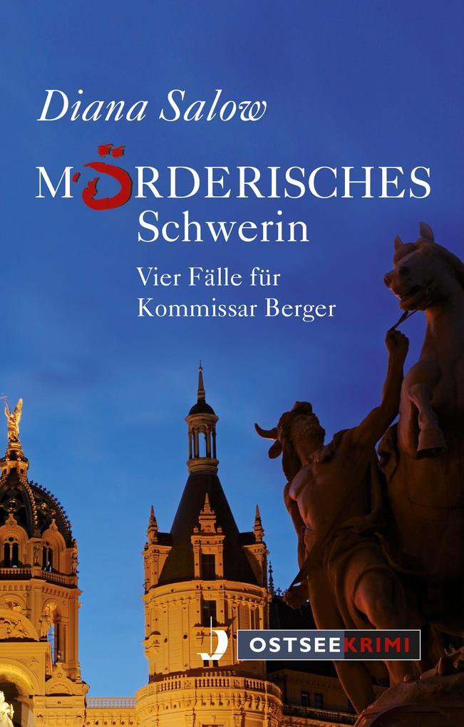 Mörderisches Schwerin als eBook Download von Di...
