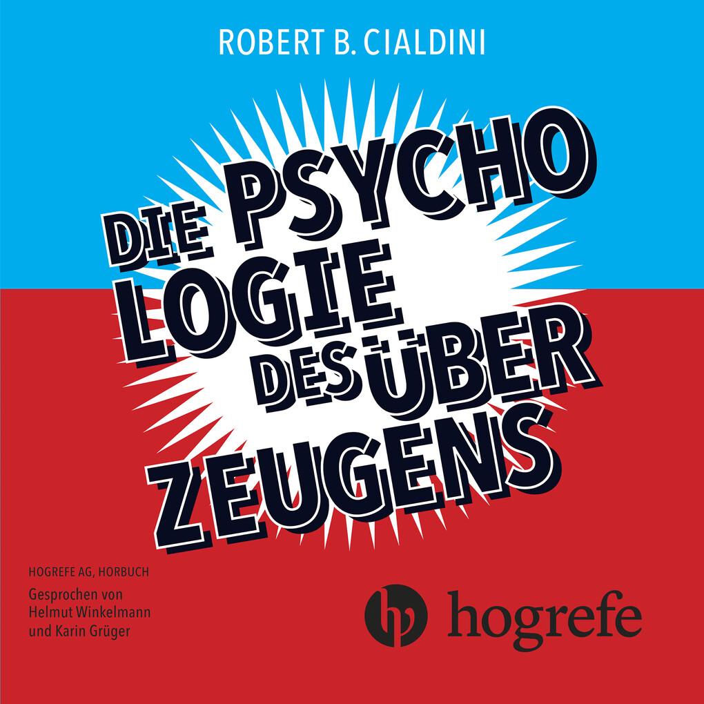 Die Psychologie des Überzeugens als Hörbuch Dow...