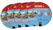 Playway ab Klasse 1. 4. Schuljahr. Schüler-Audio-CD 5er-Pack