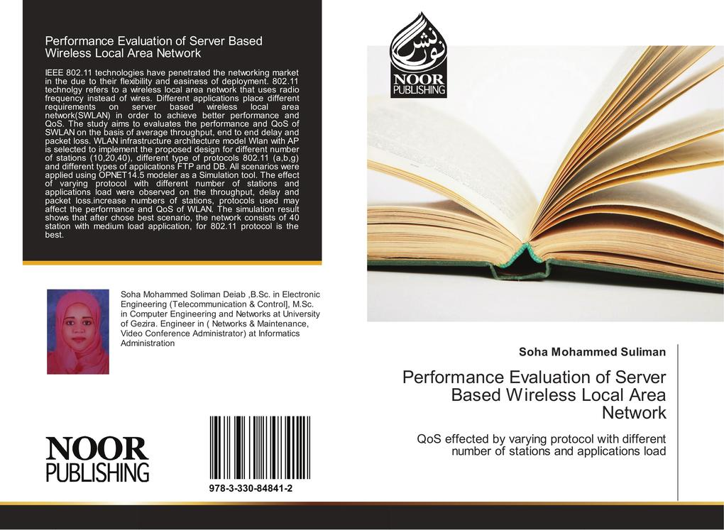 Performance Evaluation of Server Based Wireless...