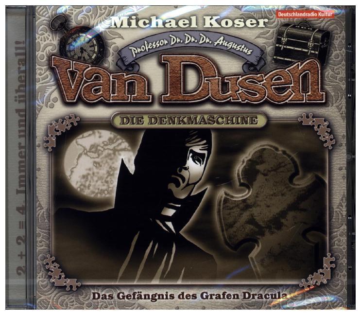 Das Gefängnis des Grafen Dracula Folge 17 als CD