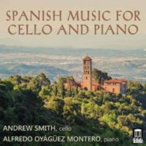 Spanische Musik für Cello und Klavier