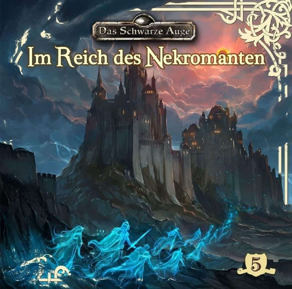 Im Reich des Nekromanten Folge 5 als CD