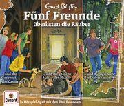 Fünf Freunde 3er Box 29 - Folgen 88/102/104 - Fünf Freunde überlisten die Räuber