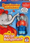 Benjamin Blümchen, Wo ist Benjamin? - Kinderspiel Lizenz