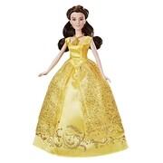 Hasbro B9165EW0 - Disney Die Schöne und das Biest, singende Belle, Puppe