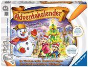 Ravensburger 00778 - tiptoi Adventskalender 2017, das Weihnachtsdorf