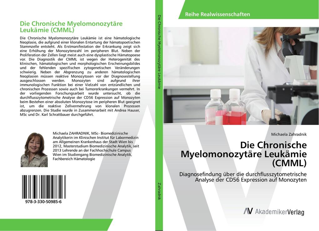 Die Chronische Myelomonozytäre Leukämie (CMML) ...