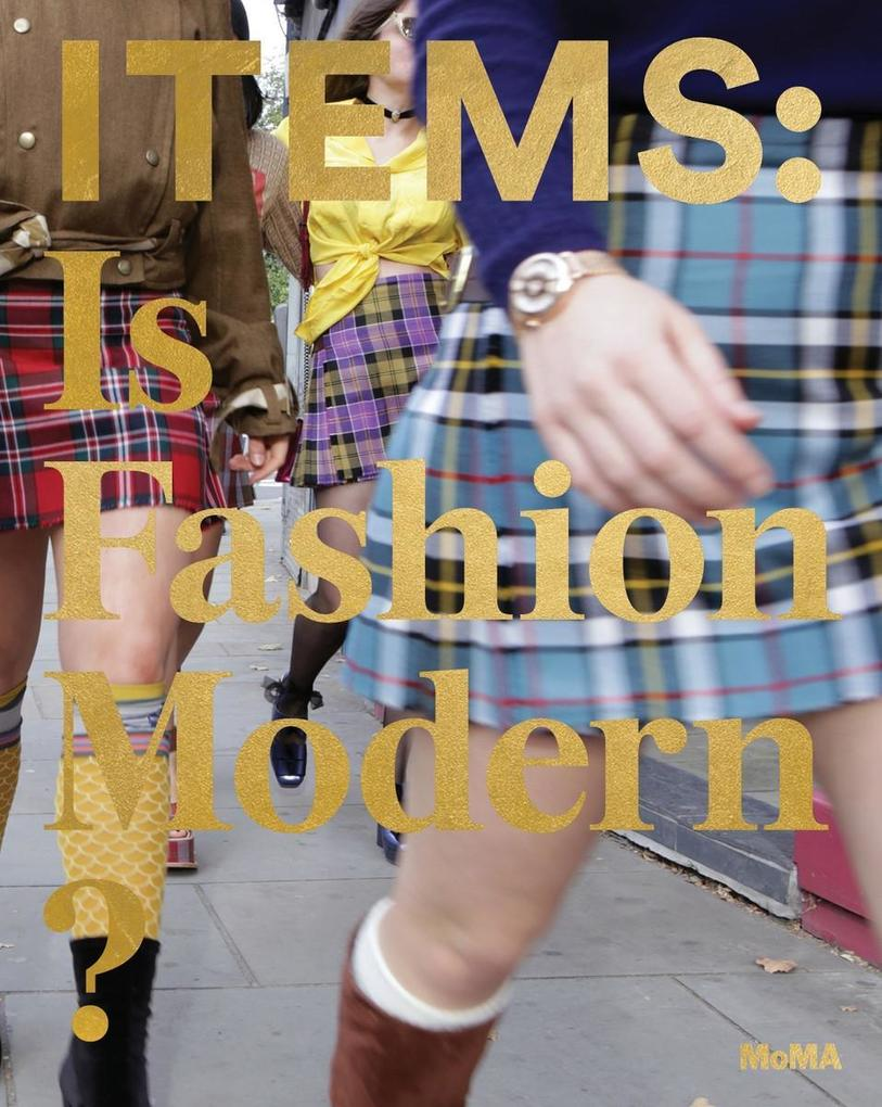 Items: Is Fashion Modern? als Buch von