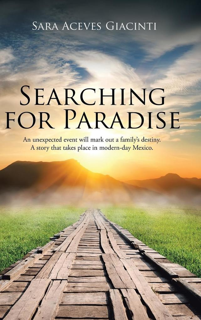 Searching for Paradise als Buch von Sara Aceves...