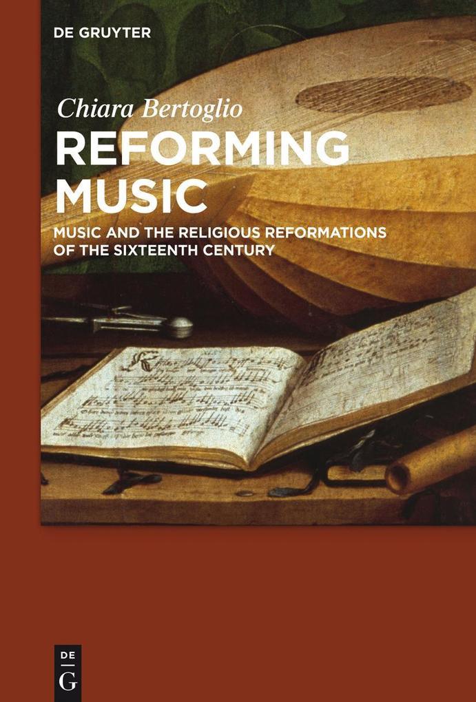 Reforming Music als eBook Download von Chiara B...