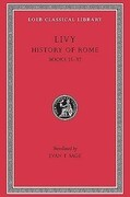 History of Rome, Volume X: Books 35-37