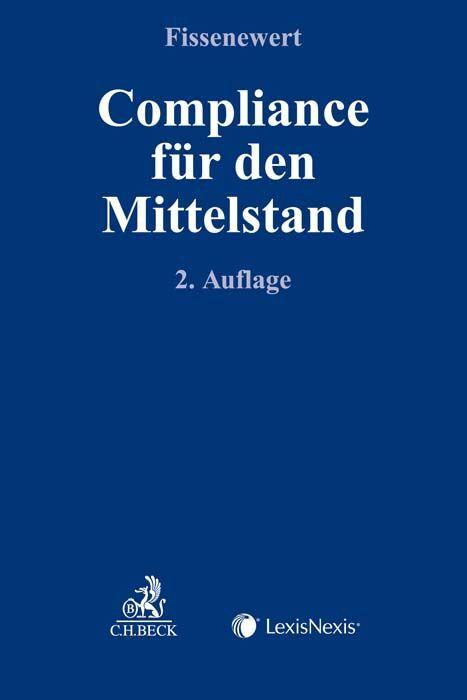 Compliance für den Mittelstand als Buch
