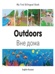 My First Bilingual Book–Outdoors (English...