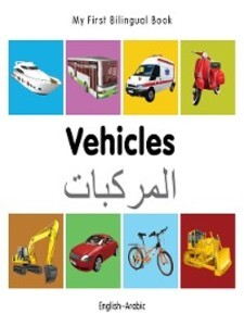 My First Bilingual Book–Vehicles (English...