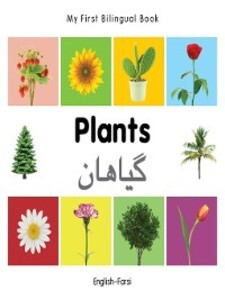 My First Bilingual Book–Plants (English&#...