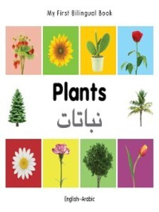 My First Bilingual Book–Plants (English&#...
