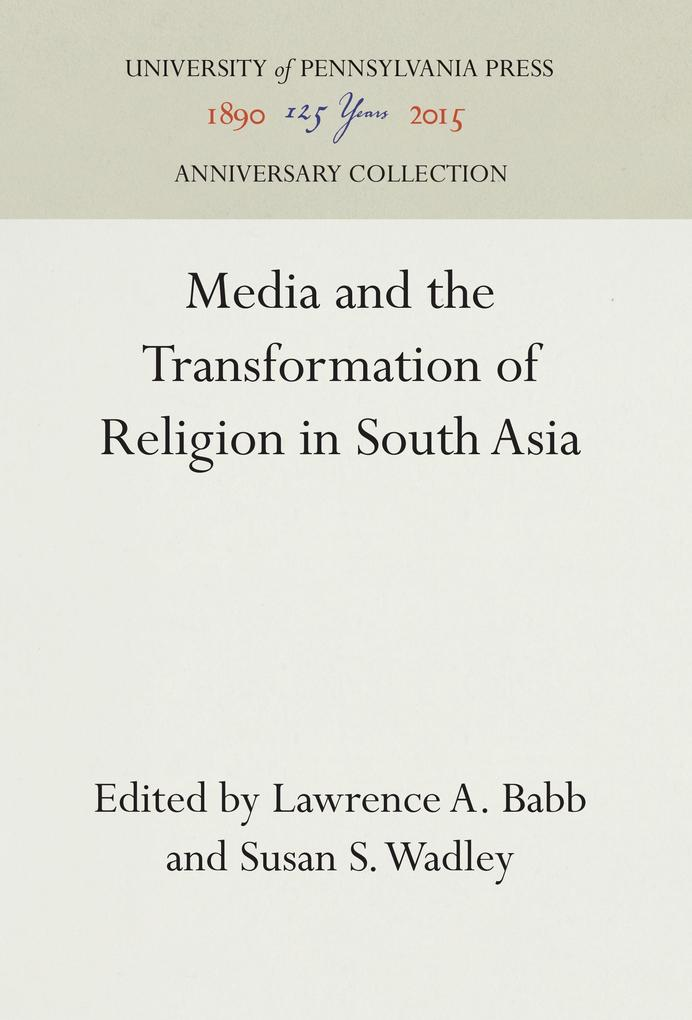Media and the Transformation of Religion in Sou...