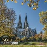 Köln 2018 bella vista Broschürenkalender