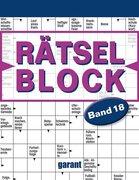 Rätselblock. Bd.18