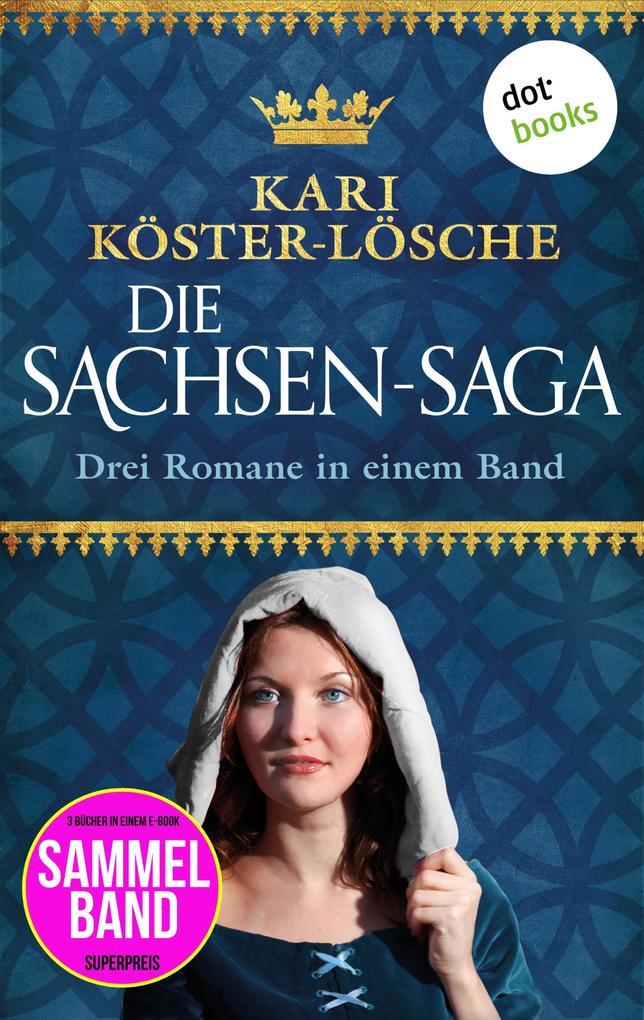 Die Sachsen-Saga als eBook