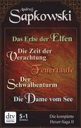 Das Erbe der Elfen - Die Zeit der Verachtung - Feuertaufe - Der Schwalbenturm - Die Dame vom See