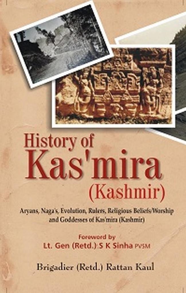 History of Kas´mira (Kashmir) als eBook Downloa...