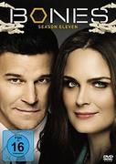 Bones. Staffel.11, 6 DVDs