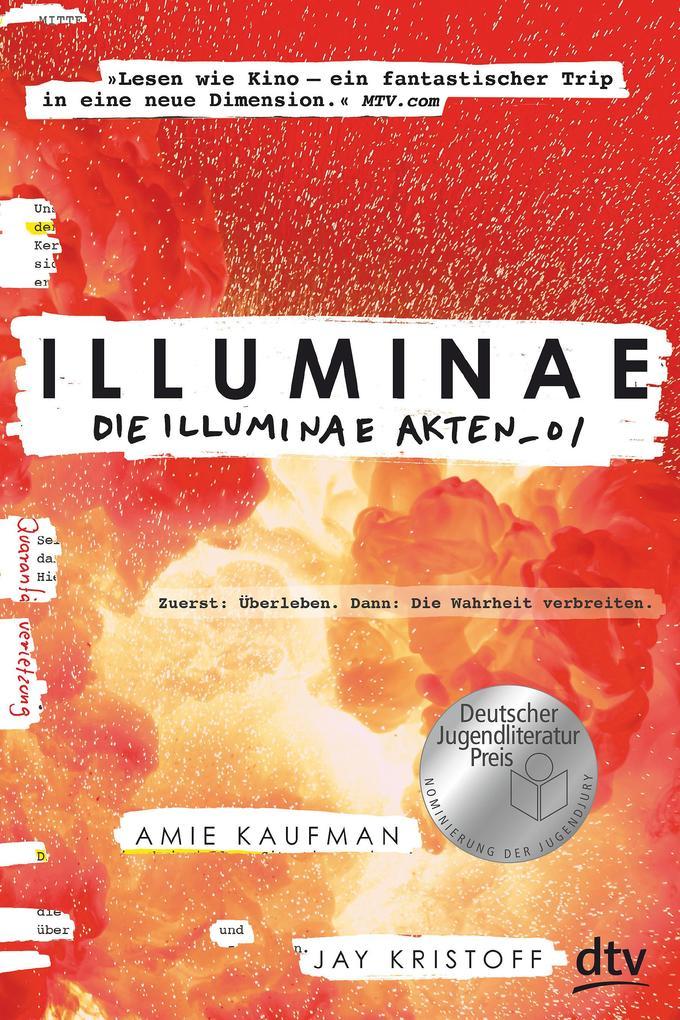 Illuminae. Die Illuminae-Akten_01 als Buch
