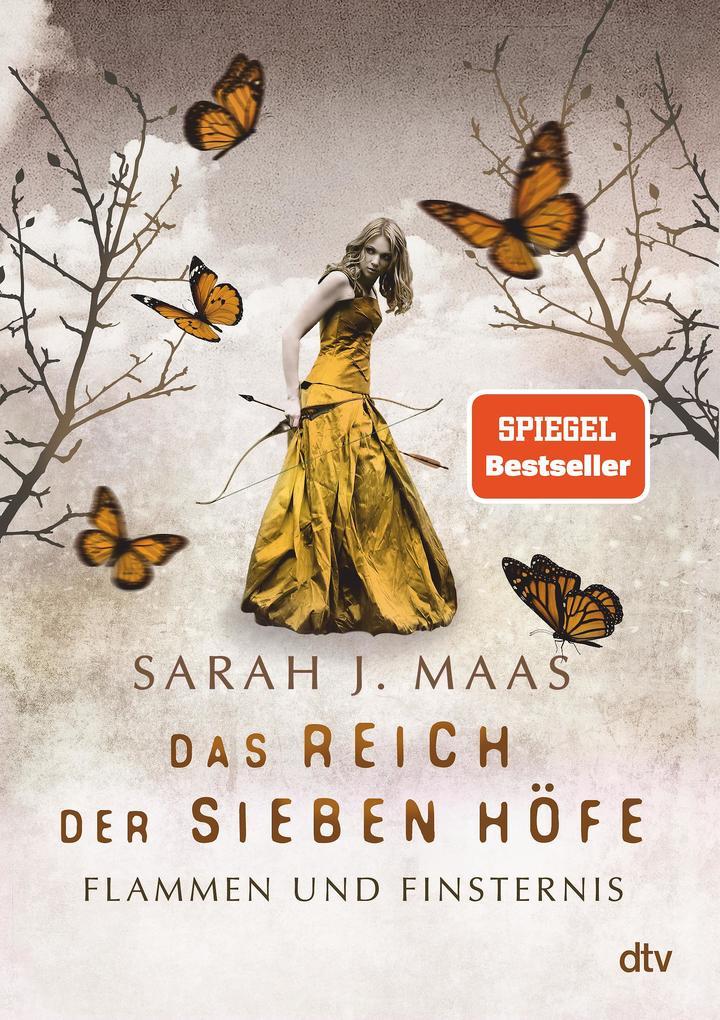 Das Reich der Sieben Höfe 02 - Flammen und Finsternis als Buch