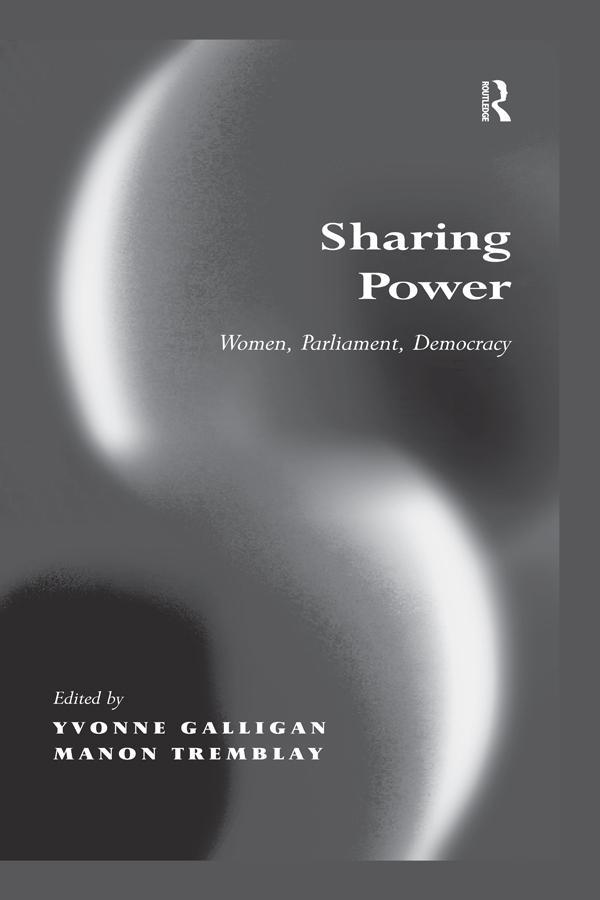 Sharing Power als eBook Download von Manon Trem...
