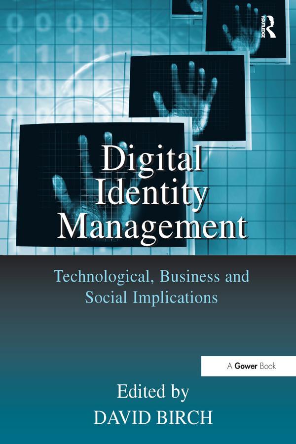 Digital Identity Management als eBook Download von