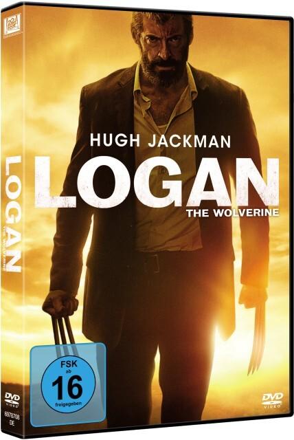Logan - The Wolverine als DVD