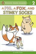PIG A FOX & STINKY SOCKS