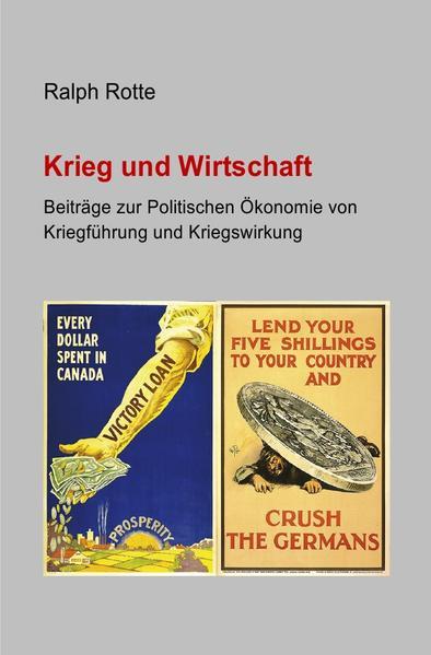 Krieg und Wirtschaft als Buch (kartoniert)