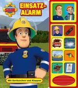 Feuerwehrmann Sam - Einsatzalarm, m. Soundeffekten
