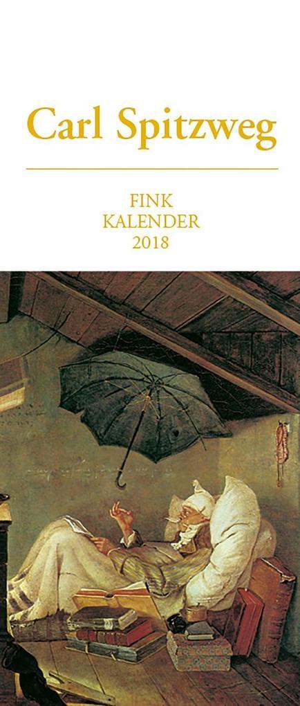 Carl Spitzweg 2018 Kunst-Postkartenkalender