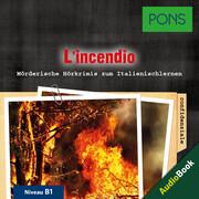 PONS Hörkrimi Italienisch: L'incendio