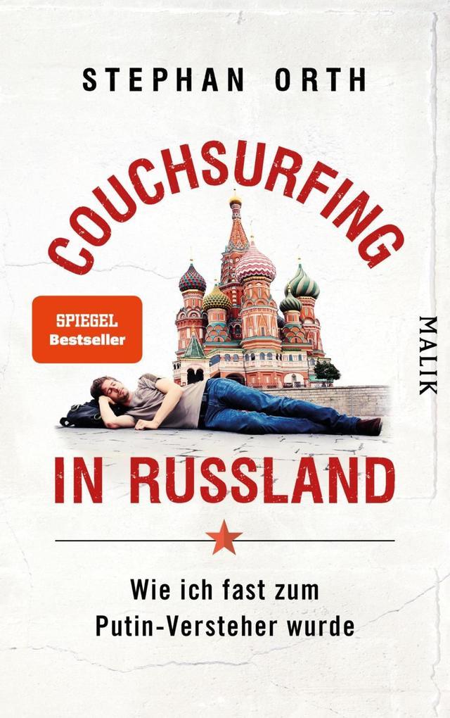 Couchsurfing in Russland als eBook