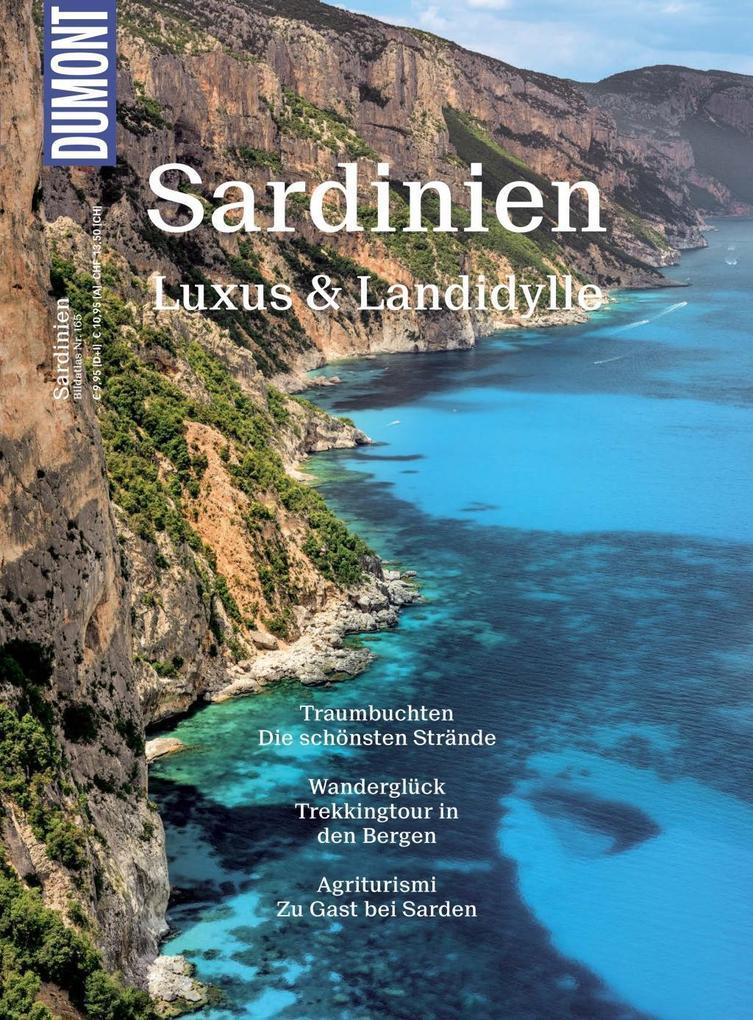DuMont BILDATLAS Sardinien als eBook