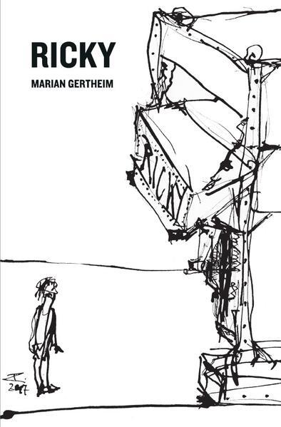 Ricky als Buch von Marian Gertheim