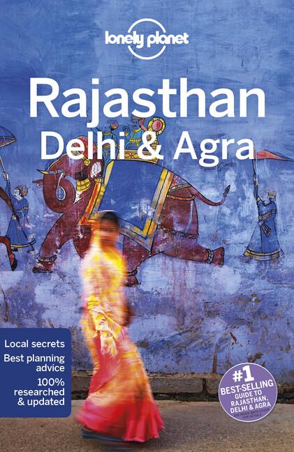 Rajasthan, Delhi & Agra als Buch von Lindsay Br...